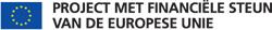 EU Project met-financiele steun van de europese unie