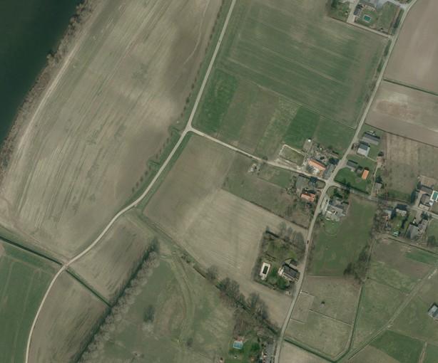 everlosebeek-maasmonding-luchtfoto