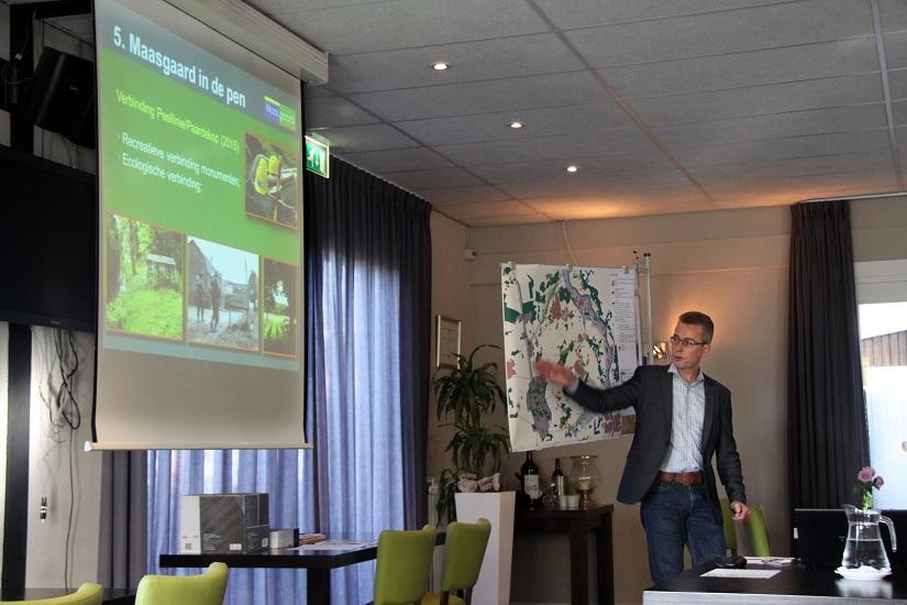 Martijn Schraven Maasgaard bijeenk 1 nov raadsleden